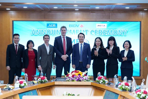 BIDV - 'Ngân hàng SME tốt nhất Đông Nam Á'