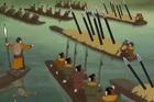 Chiến thắng Bạch Đằng: Đóng cọc hay đặt cọc trên sông nhử địch