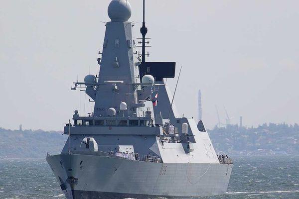 Nga cảnh báo Anh ngừng các hành động khiêu khích ở Biển Đen