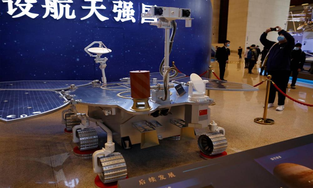Trung Quốc lên kế hoạch đưa phi hành đoàn đầu tiên tới Hỏa tinh