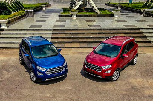 Ford Việt Nam triệu hồi mẫu Ecosport 2021 để điều chỉnh ống dẫn dầu phanh