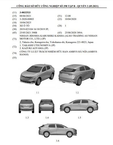 Nhiều xe mới, lạ đăng ký kiểu dáng độc quyền tại Việt Nam