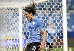 Cavani lập công, Uruguay thắng trận đầu tiên ở Copa America