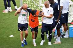 Pháp gặp họa lớn trước vòng 1/8 Euro 2020