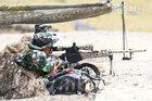 Hình ảnh Trung Quốc tập trận quy mô 'kỷ lục' ở Tây Tạng
