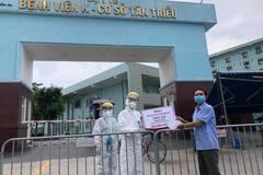 Bạn đọc ủng hộ Bệnh viện K Tân Triều phòng, chống dịch Covid-19