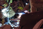Cuộc giải cứu thần kỳ cậu bé trong vụ sập tòa nhà 12 tầng ở Mỹ