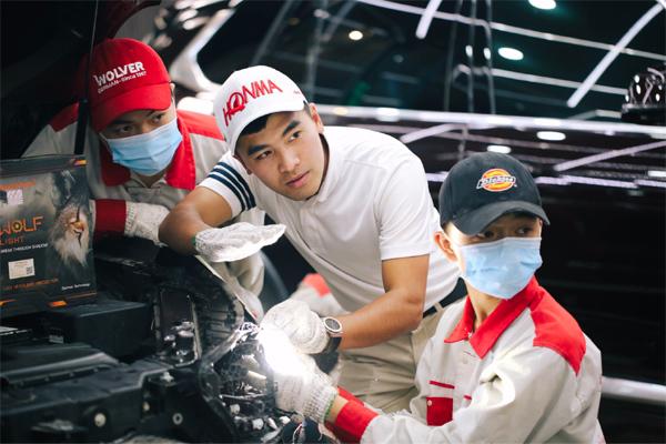 9X Đà Lạt, từ đam mê xe hơi đến kinh doanh 'spa' ô tô