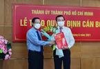 Nguyên Giám đốc Sở GD-ĐT TP.HCM làm Phó Trưởng ban Tuyên giáo Thành ủy
