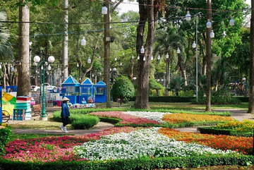 HCM City to build more parks, green spaces