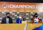 HLV Jurgen Gede: 'Viettel sẵn sàng đấu ĐKVĐ Cúp C1 châu Á'