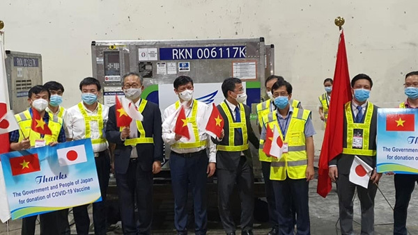 Japan set to donate additional one million AstraZeneca COVID-19 vaccine