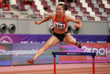 Lan to put best foot forward at first Olympics