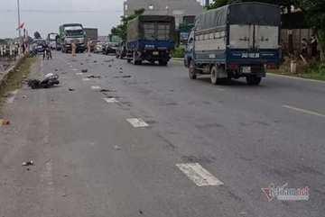 Tai nạn giao thông khiến 1 nữ sinh tử vong tại chỗ