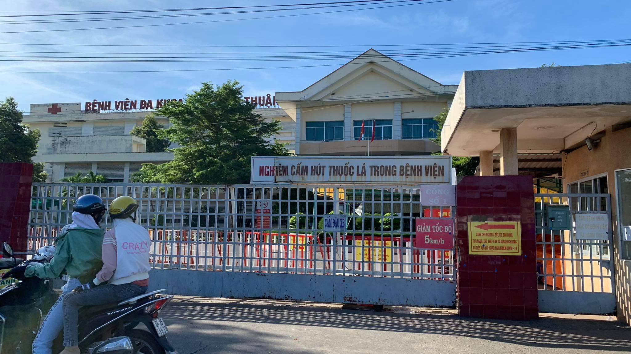 Chuyến xe khách khiến 8 người nhiễm Covid-19 ở Bình Thuận và Hải Phòng