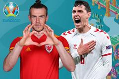 Xem trực tiếp Xứ Wales vs Đan Mạch ở đâu?