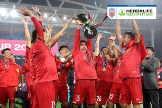 Herbalife Việt Nam là nhà tài trợ đồng hành của AFF Suzuki Cup 2020