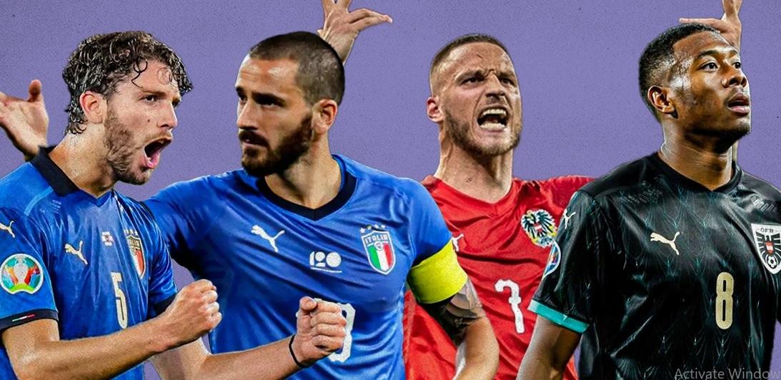 Chuyên gia chọn kèo Italy vs Áo: Thắng cách biệt