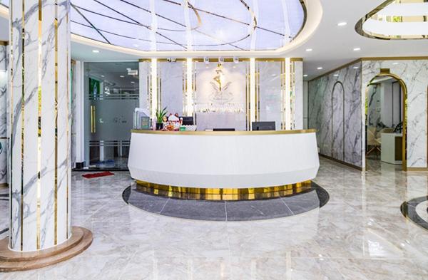 Thẩm mỹ Sài Gòn Venus nâng cấp cơ sở vật chất