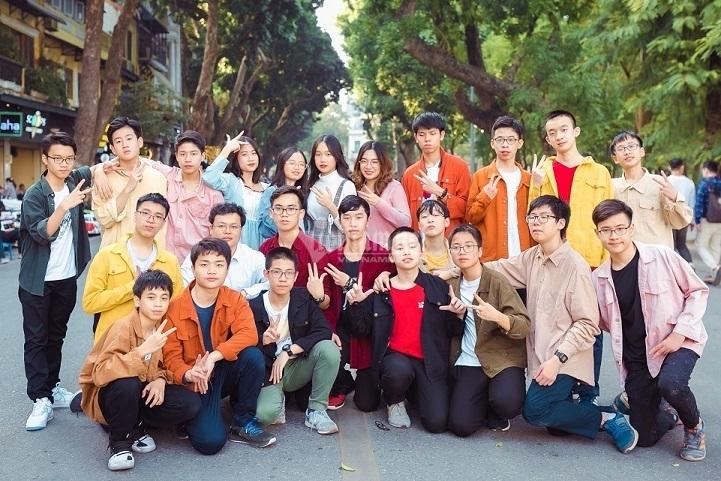 Lớp học có 100% học sinh đỗ vào 2 trường chuyên nổi tiếng Hà Nội