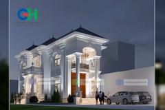 Xu hướng thiết kế biệt thự: phong cách cổ điển 'lên ngôi'
