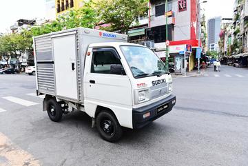Suzuki hợp tác Lalamove, chủ xe tải nhẹ hưởng lợi lớn