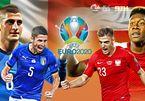 Trực tiếp Italy vs Áo: Khó cản bước Azzurri