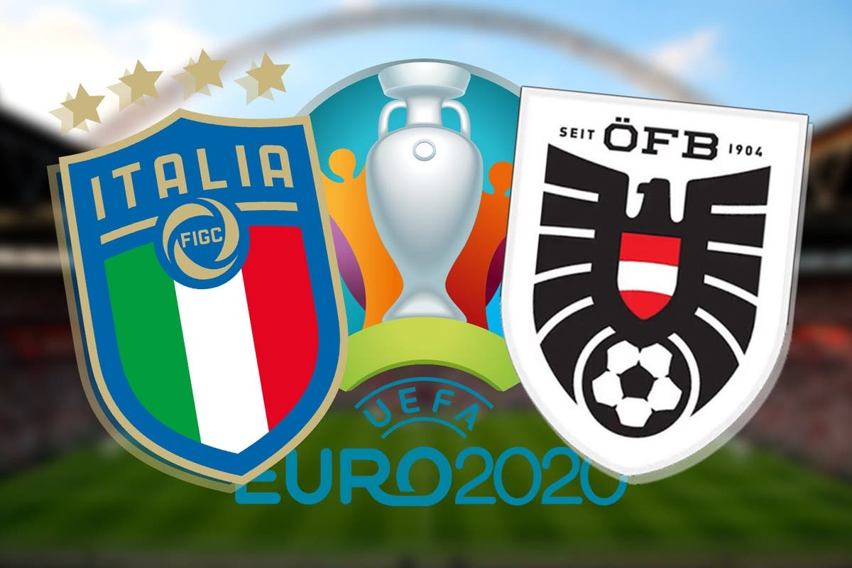 Link xem trực tiếp Italy vs Áo, 2h ngày 27/6