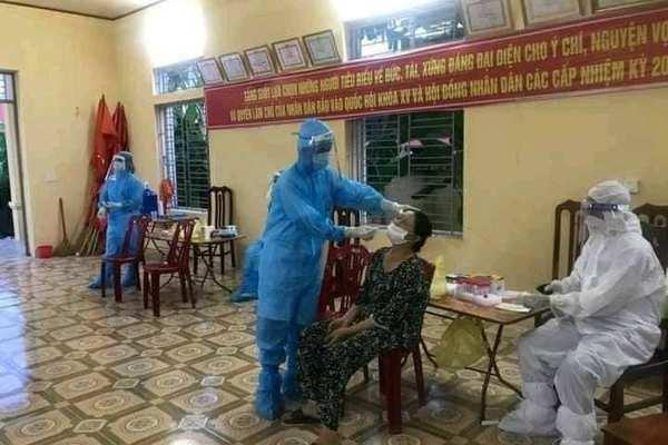 Xuất hiện 6 ca nhiễm Covid-19, Hải Phòng xét nghiệm khẩn 60.000 dân