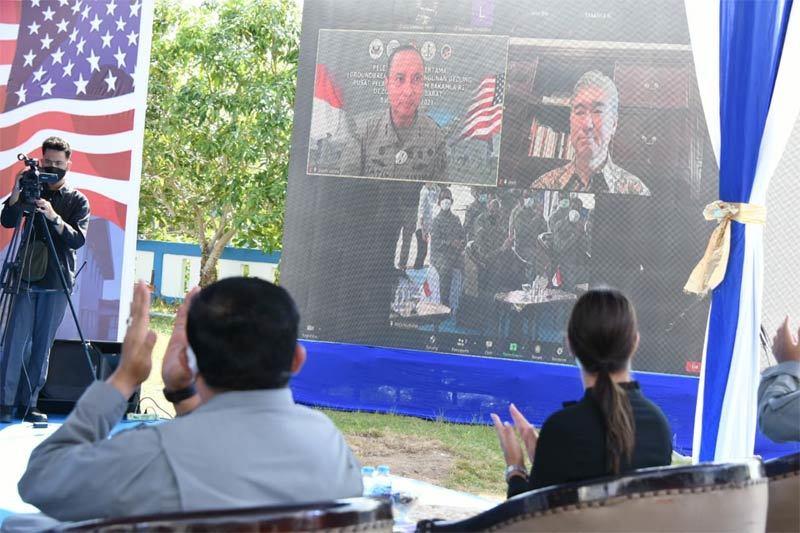 Indonesia và Mỹ khởi công trung tâm huấn luyện hàng hải