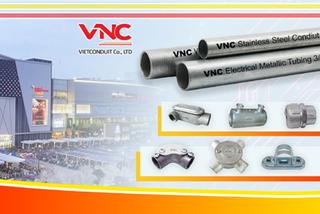 Vietconduit cung cấp ống luồn dây điện chất lượng cao cho mọi công trình