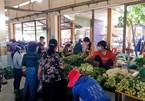 Chợ đầu mối Hóc Môn tạm dừng tập kết giao hàng trực tiếp trong 7 ngày