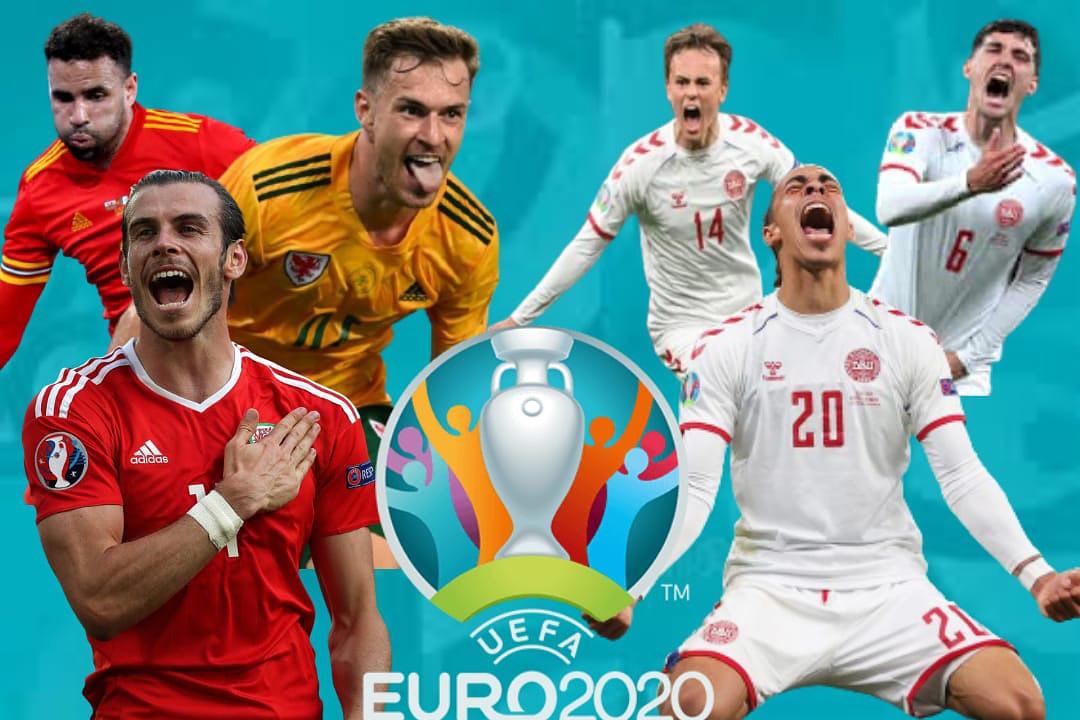 Trực tiếp Xứ Wales vs Đan Mạch: Tinh thần Eriksen