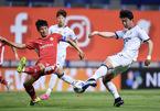 Viettel thua phút bù giờ trận ra quân cúp C1 châu Á