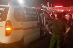 """Giả bệnh nhân, thuê xe cứu thương """"thông"""" chốt kiểm dịch"""