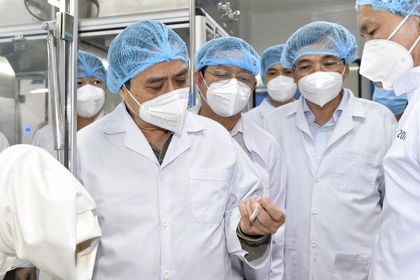 Lập tổ hành động để sản xuất vaccine phòng COVID-19 nhanh nhất