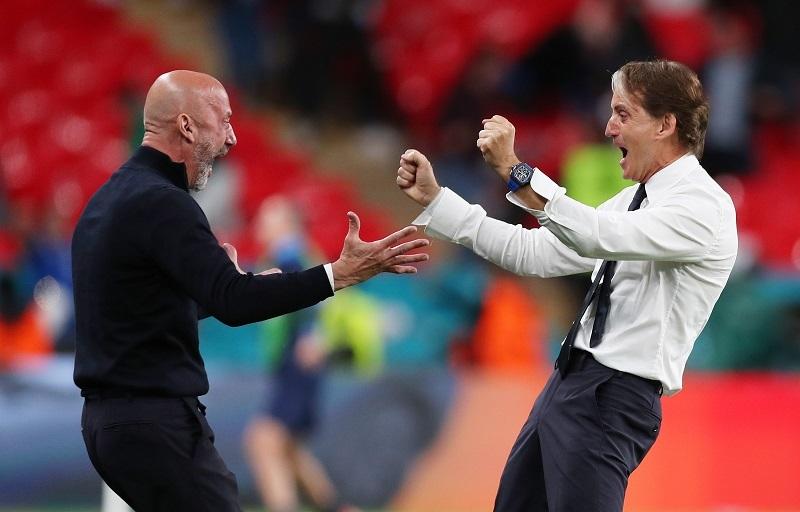 HLV Mancini: 'Cách duy nhất để Italy thắng Anh là…'