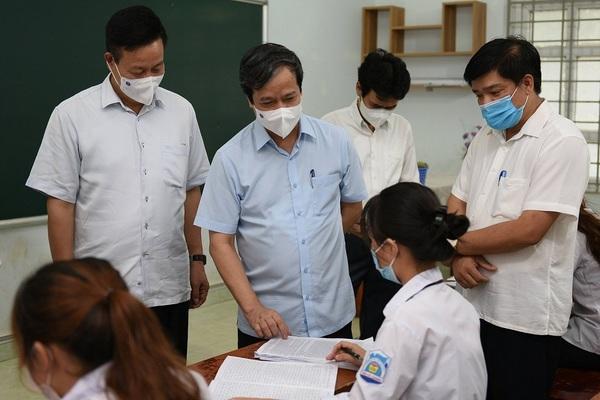 Bộ trưởng Nguyễn Kim Sơn: 'Những gì là hình thức thì kiên quyết loại bỏ'
