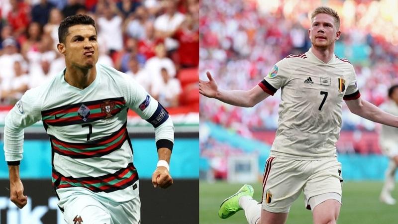 HLV tuyển Bỉ nói về De Bruyne khiến Ronaldo... tức anh ách