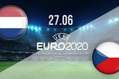 Xem trực tiếp Hà Lan vs CH Séc ở đâu?