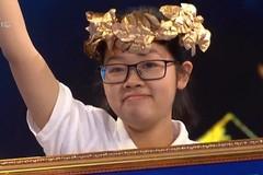 Nữ sinh đạt điểm số cao kỷ lục 'Đường lên đỉnh Olympia'