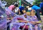 Người Lâm Đồng gửi 200 tấn rau củ tươi ngon hỗ trợ TP.HCM