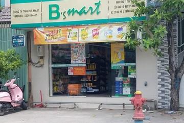 Cướp cửa hàng tiện lợi ở vùng ven TP.HCM