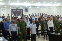 Phúc thẩm xem xét kháng cáo kêu oan của bị cáo vụ Trần Bắc Hà