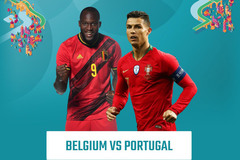 Link xem trực tiếp Bỉ vs Bồ Đào Nha, 2h ngày 28/6