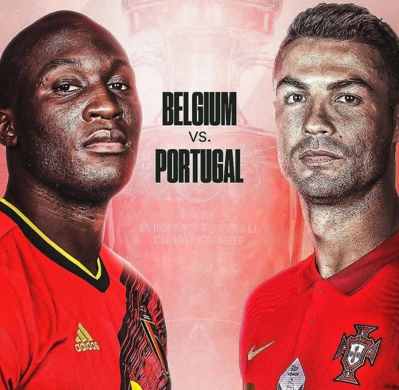Trực tiếp Bỉ vs Bồ Đào Nha: Lukaku đấu Ronaldo