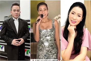 Thu Minh nén khóc, Tùng Dương tự hào hát hòa nhạc ủng hộ Quỹ vắc xin