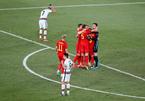 Hất văng Bồ Đào Nha, Bỉ hẹn đấu Italy