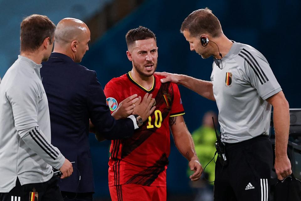 Bỉ gặp họa lớn sau trận thắng Bồ Đào Nha