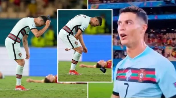 Sếp Juventus: Không có dấu hiệu nào Ronaldo muốn ra đi cả